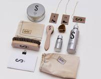 SKINS Package Design by Jiani Lu, via Behance