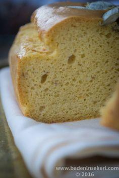 Tahılsız Tost Ekmeği – Bade'nin Şekeri