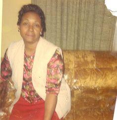 My Auntie Olean Robinson (Moss) RIP