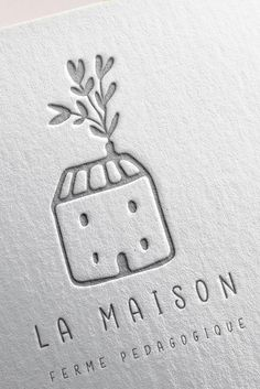 Looking for a quick and inexpensive branding solution to get you up and running with your new business? In my shop, you can find a selection of beautiful and feminine premade logo designs, perfect for small creative business & bloggers.  Click through to view more styles + options! #logodesign #femininelogo #branding #premadelogo  Kids Branding, Branding Design, Corporate Branding, Logo Branding, Hotel Logo, Logo Restaurant, Typography Logo, Fashion Typography, Plant Logos