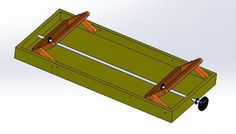 Thickness Drum Sander #3: Tables and Lifting Mechanism - by Vip3r74 @ LumberJocks.com ~ woodworking community