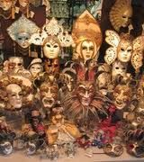 I love Venitian masks - I would have a wall of these