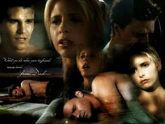 Buffy and Angel \\ Fanart ~ Episode - Beauty and the Beasts