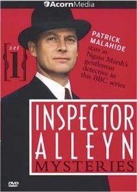 Bristish TV Series - Inspector Alleyn