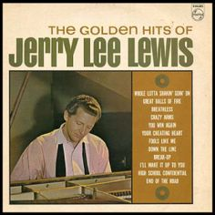 The Golden Hits of Jerry Lee Lewis (LP)