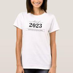 Graduation Class of 20XX T-Shirt
