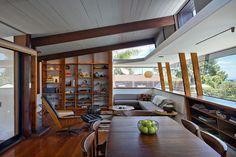 Mt. Washington's Famed Modern Pilot House Asks $1.125M - New to Market - Curbed LA