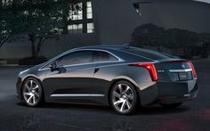 2014 Cadillac ELR Luxury Electric Arrives in January, Starts at $76,000