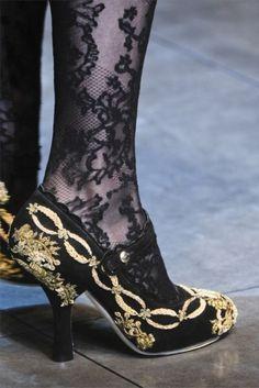 Dolce & Gabbana Fall Winter 2012_2013