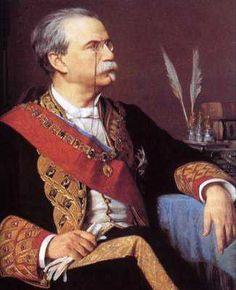 Don Antonio Cánovas del Castillo was named president of Spain in 1879