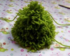 Christmas crafts: woolen Christmas tree. - Craft Ideas - Crafts for Kids - HobbyCraft
