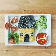 #leesamantha #food #art