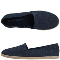 Womens Dream Slip-On by Airwalk. Super cute and relaxed for summertime and really versatile!