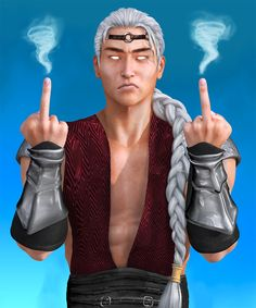 What Fujin thinks about not being DLC