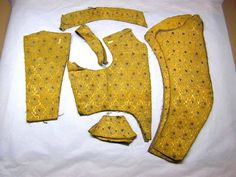 Gustavus Adolphus of Sweden Late 1590's, early 1600's. Embroidered deerskin doublet.   Armory INVENTORY NUMBER 20607 (3366:7)