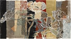 Robert Kushner: New Monoprints on view at Pace Prints 9.10-10.10.15