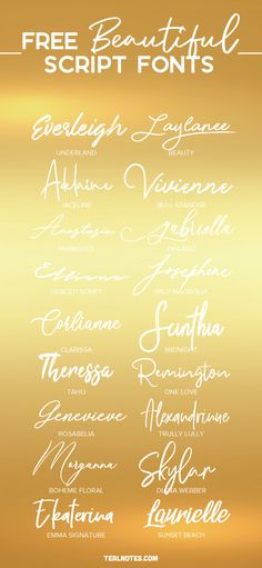 I absolutely LOVE how this font collection turned out. I feel like they make […] Monogram Fonts, Script Fonts, Free Monogram, Calligraphy Fonts, Monogram Letters, Free Hand Fonts, Free Fonts Download, Pretty Fonts, Beautiful Fonts