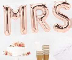 Rose Gold Party Ideas | Rose Gold Party MRS Balloon | MRS Balloon | MRS Decor | Rose Gold Themed Party| Gold Party | Rose Gold Party Decorations | Rose Gold Party Theme | Gold Party Decor