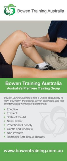Learn Bowen Therapy