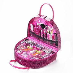 Pink Cookie Sweet Diva Cosmetics Set ** You can get additional details at the image link. (This is an affiliate link) Little Girl Toys, Baby Girl Toys, Toys For Girls, Baby Dolls, Little Girls, Disney Princess Room, Princess Toys, Kids Makeup, Makeup Toys