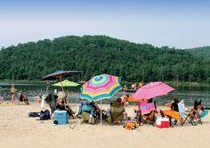 The Summer Guide - Northern Virginia Magazine, Arrowhead Lake Beach Road, Beach Trip, Chesapeake Beach, Prince William County, Northern Virginia, Autumn Summer, Day Trips, Backyard, Explore