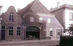 Landstraat 37 Vreede  de eerste Antiekhandelaar van Aalten