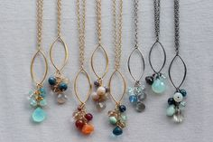 #CAGiftShow exhibitor #DanaHerbertAccessories produces handmade jewelry featuring semi-precious gem stones and plated metal; as well as handmade scarves in faux fur, burnout velvet, silk and jersey knits; and plastic-lined cosmetic bags in an array of colors and prints.