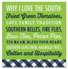 Southern Sayings Beverage Napkins Southern Gentleman, Southern Pride, Southern Sayings, Southern Belle, Southern Living, Southern Charm, Fried Green Tomatoes, Country Strong, Magnolia Trees