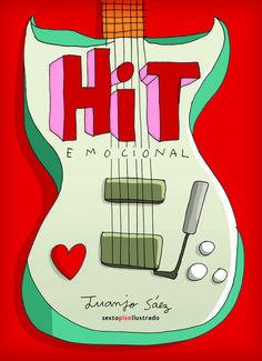 Este libro nos acerca a las canciones y los grupos de música del siglo XX pero desde el punto de vista emocional, lo que produce en nosotros esa música, ilustrado de forma excepcional.