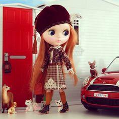 #dollhouse #doll #kenner #1972 - @akka_blythe- #webstagram