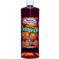 this is a great pesticide inside or out side, smells better and safer too. Orange Oil Concentrate Medina , Orange Oil, Natural Insect Killer, d-limonene, MN012:Organic-Gardening-Shop.com