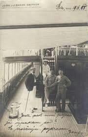 Túlélők a Baron Gautsch személyzetéből Trieste, Dundee, Baron, Ss, Ships