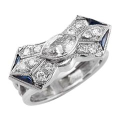Art Deco Ring diamond