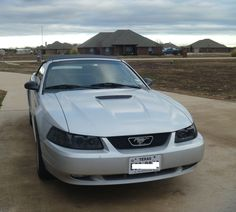Limited edition (One of only 2310) 1999, 35th Anniversary Mustang GT convertible.