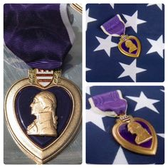 It's with great honor and respect that we observe National Purple Heart Day. This day was created in 1782 to thank our soldiers for their sacrifices so that we can enjoy our freedoms. Thank you for your service. Purple Heart Day, Us Military Medals, Continental Army, Medal Ribbon, Patriots Day, The Gr, American Quotes, Warrior Quotes, Soldiers