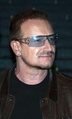 Bono - Famous Vegetarians
