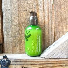the beauty endeavor: Innisfree The Green Tea Seed Serum: Review