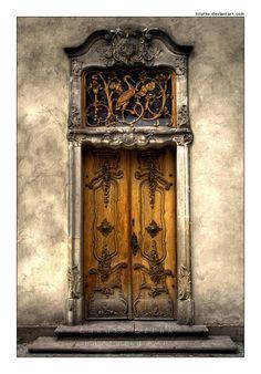The Door by ~iciatko