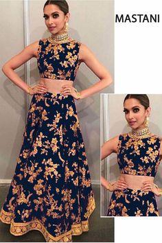 Bollywood Replica - Deepika Padukone In Purple Silk Lehenga Choli - Indian Dresses, Indian Outfits, Pakistani Dresses, Deepika Padukone Saree, Lehenga Choli Online, Silk Lehenga, Anarkali, Desi Wear, Indian Bridal Fashion