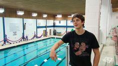 Les bienfaits du sport sur les enfants hyperactifs Mens Tops, Adhd, Competitive Swimming, Children