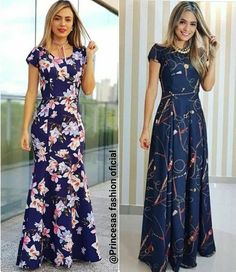 49 New ideas sewing skirts long style Maxi Dress With Sleeves, Dress Skirt, Short Sleeve Dresses, Long Dresses, Skirt Fashion, Fashion Dresses, Maxi Outfits, Diy Outfits, Different Dresses