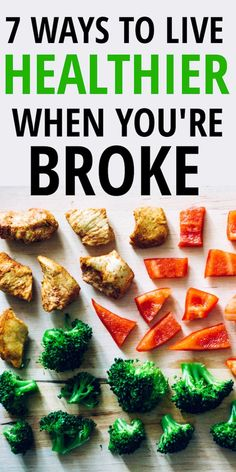Far too often people want to make healthy food choices but can't because of their bank account. It can be hard to eat right while pinching pennies, but it's not impossible.