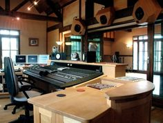 Red Kite Control Room