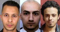 Participaram nos atentados de Paris na noite de sexta-feira, 13 de Novembro. Sete terroristas morreram. Um ou dois estão em fuga. Do grupo, cinco já foram identificados