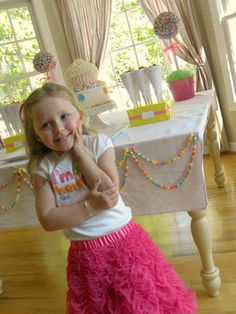 Passion for Parties - lots of party ideas for kids, adults, and in between
