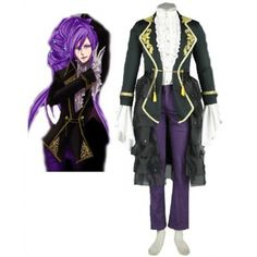 $89.39  Deluxe Vocaloid Kamui Gakupo Songs Cosplay Costume for Men
