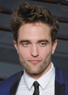 Pin for Later: 67 Celebrities Who Look Even Hotter Thanks to Their Scruff Robert Pattinson