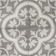 Cement Encaustic Tile Petite Design — 960-999