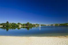 Quinta do Lago Watersports Lake