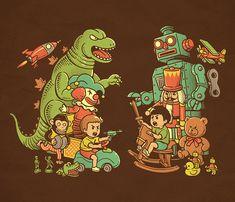 Toys War | Flickr - Photo Sharing!